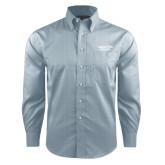 Red House Lt Blue Long Sleeve Shirt-Gardner-Webb University