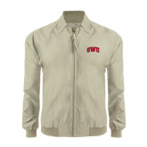 Khaki Players Jacket-Arched GWU