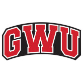 Extra Large Magnet-Arched GWU, 18 in W