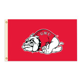 3 ft x 5 ft Flag-Bulldog