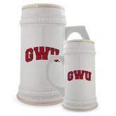 Full Color Decorative Ceramic Mug 22oz-Arched GWU