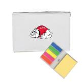 Micro Sticky Book-Bulldog
