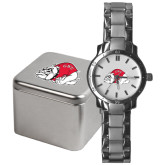 Mens Stainless Steel Fashion Watch-Bulldog