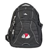 High Sierra Swerve Compu Backpack-Bulldog