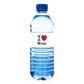 Water Bottle Labels-I Love Habitat for Humanity