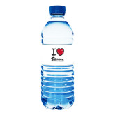 Water Bottle Labels 10/pkg-I Love Habitat for Humanity