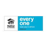 Medium Decal-Everyone Bumper Sticker, 8 in wide