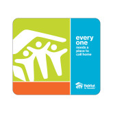 Extra Small Decal-Every One Needs a Place to Call Home, 4.5 Inches Wide