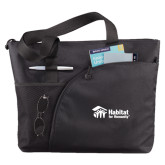 Excel Black Sport Utility Tote-