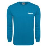Sapphire Long Sleeve T Shirt-