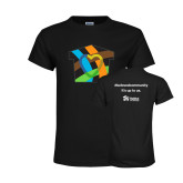 Youth Black T Shirt-Beloved Community