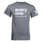Charcoal T Shirt-Everyone