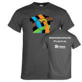 Charcoal T Shirt-Beloved Community