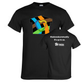 Black T Shirt-Beloved Community