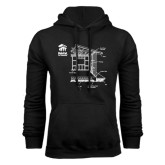 Black Fleece Hoodie-Habitat Room Frame