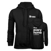 Black Fleece Hoodie-Every Home Stacked