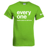 Lime Green T Shirt-Everyone