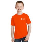 Youth Orange T Shirt-