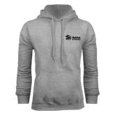 Grey Fleece Hoodie-