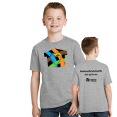 Youth Grey T Shirt-Beloved Community