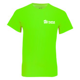 Neon Green T Shirt-