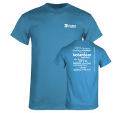 Sapphire T Shirt-Habitat Volunteer Design