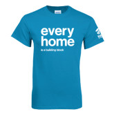 Sapphire T Shirt-Every Home