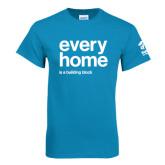 Sapphire T Shirt-Every Home