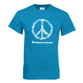 Sapphire T Shirt-Peace Tools