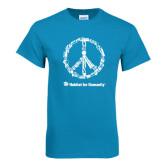 Sapphire T Shirt-Peace Tools