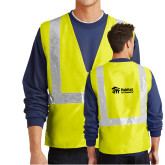 Safety Yellow Enhanced Visibility Vest-