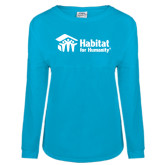 Turquoise Game Day Jersey Tee-