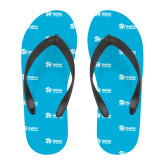 Full Color Flip Flops-
