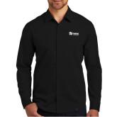 OGIO Commuter Black Woven Shirt-