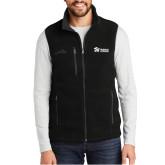 Eddie Bauer Black Fleece Vest-