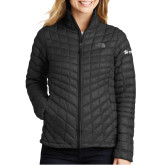 The North Face Ladies Thermoball Black Trekker Jacket-