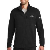 The North Face Black Heather Fleece Jacket-