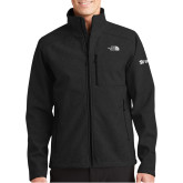 The North Face Apex Barrier Black Softshell Jacket-