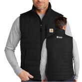 Carhartt Black Gilliam Vest-