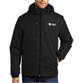 Black Vortex Waterproof 3 in 1 Jacket-