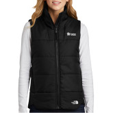The North Face Ladies Everyday Black Insulated Vest-