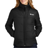 The North Face Ladies Everyday Black Insulated Jacket-