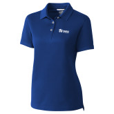 Ladies C&B Advantage Royal Polo-