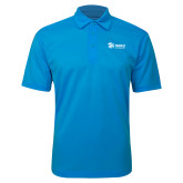 Brilliant Blue Silk Touch Performance Polo-
