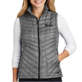 The North Face Ladies Thermoball Grey Trekker Vest-