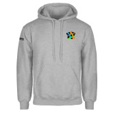 Grey Fleece Hoodie-Beloved Community