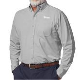 Elitech Graphite Prestige Knit Long Sleeve Shirt-