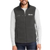 Eddie Bauer Charcoal Fleece Vest-