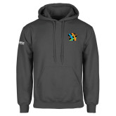 Charcoal Fleece Hoodie-Beloved Community