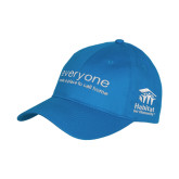 Sapphire Blue Pro Style Hat-Everyone